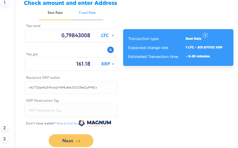 1*jkOJVDAZ QjHm9sfz5v3bg - How To Exchange Cryptocurrency With Atomic Wallet?