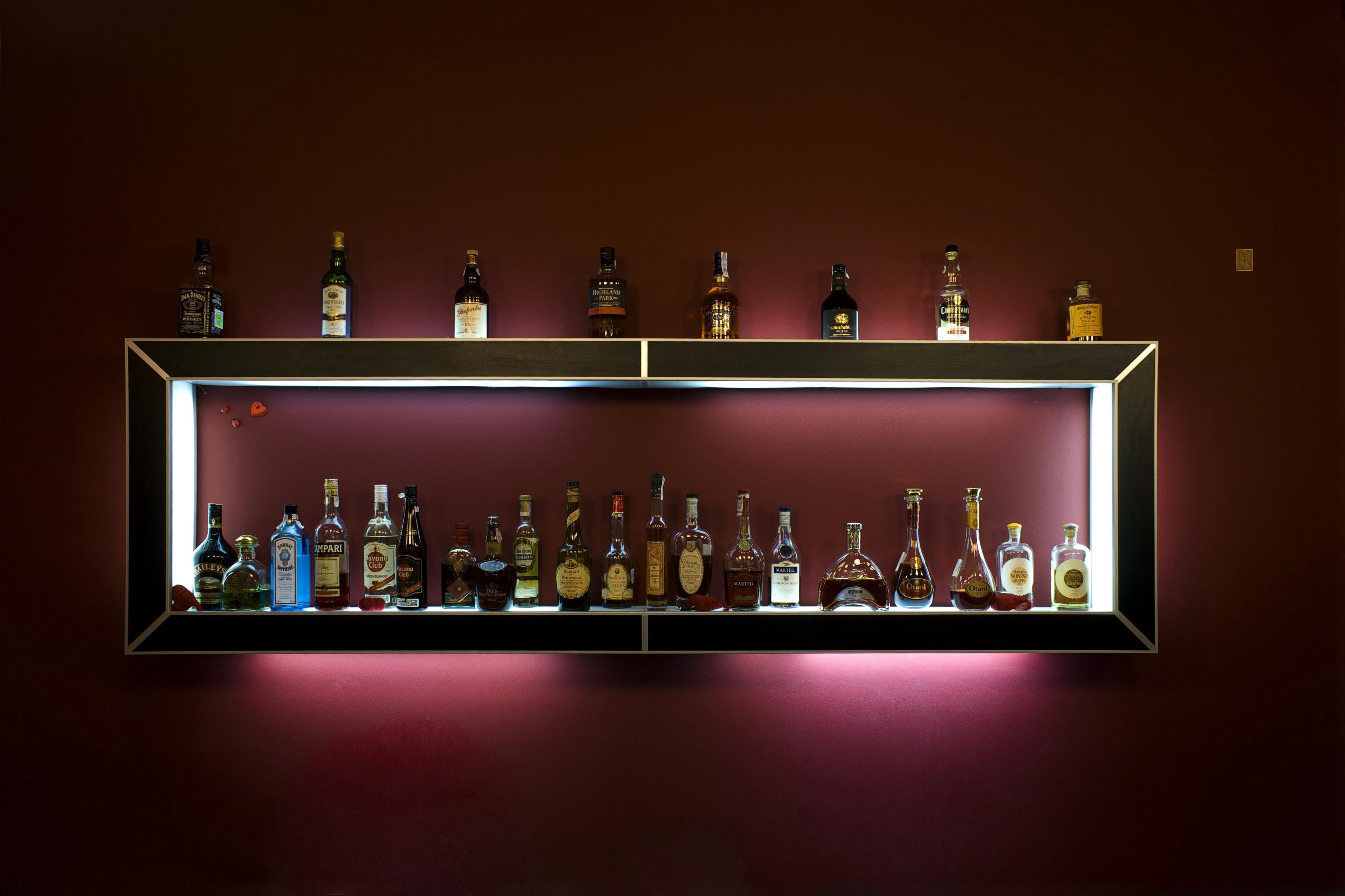 Arrange A Mini Bar First Of All Before The Equipping A By Betty Moore Medium