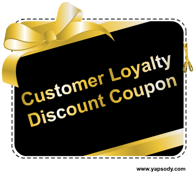 1. Encourage repeat purchases by offering discounts on the next purchase