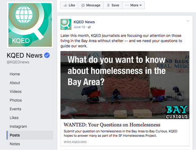 Hearken Case Study: KQED Gathered 1,300+ Questions About