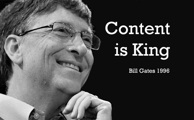 Content Is King  Essay By Bill Gates   Heath Evans  Medium Content Is King  Essay By Bill Gates  Where Can You Get Help To Write A Business Plan also Science Essays  Essay On My Mother In English