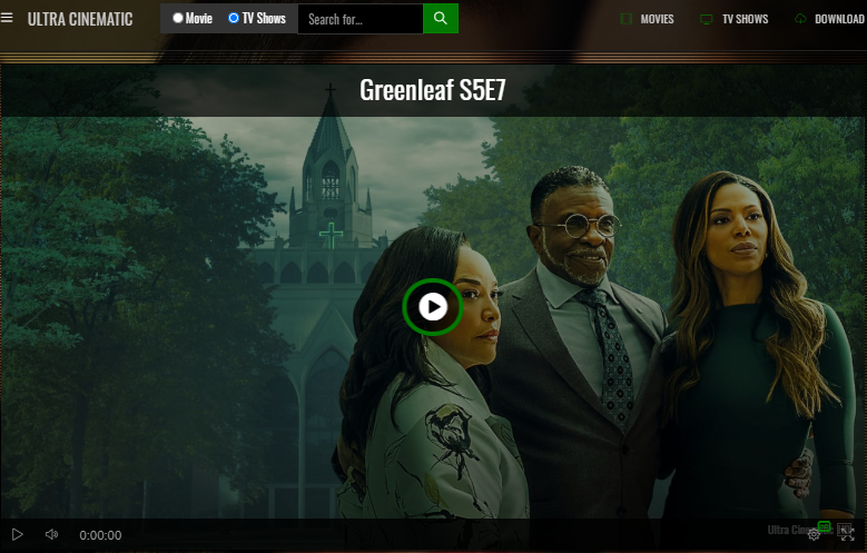 "Greenleaf ""Season 5 Episode: 7"" — full episodes 