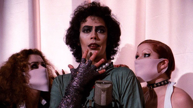 rocky horror picture show full movie free