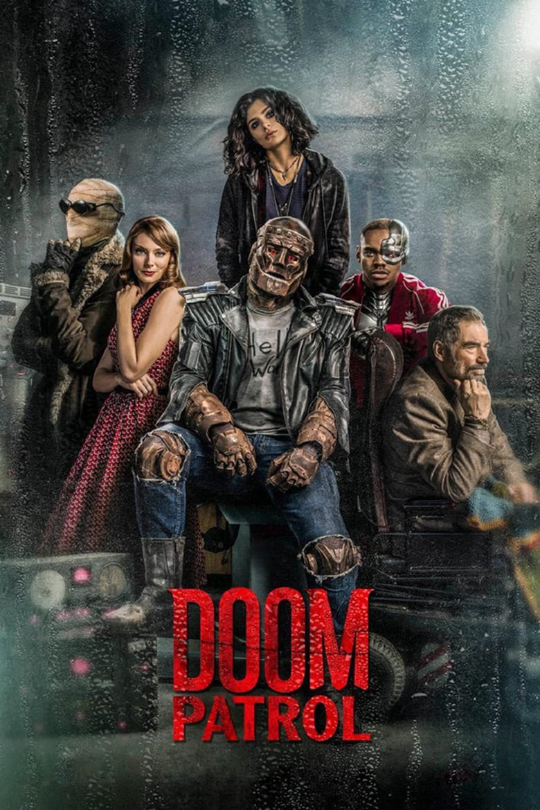 Watch Stream Doom Patrol Season 2 Episode 6 Online By Ryan Doom Patrol Jul 2020 Medium