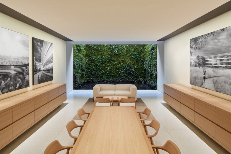 Interior Design Clues We Can Take From Boardrooms In Apple