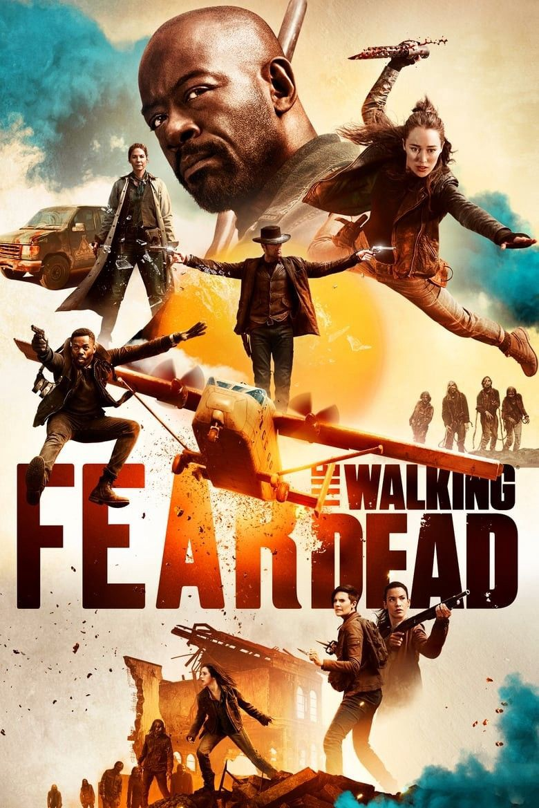 [Fear the Walking Dead]™!(S6,E8) Season 6 , Episode 8 || (FULL EPISODES) | Fear the Walking Dead s6.ep8 - [ Online ]