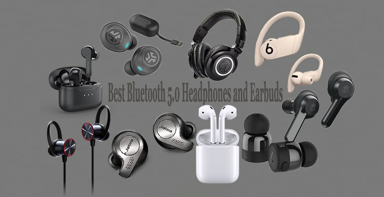 2 Best Bluetooth 5 Headphones and Earbuds at The Moment In