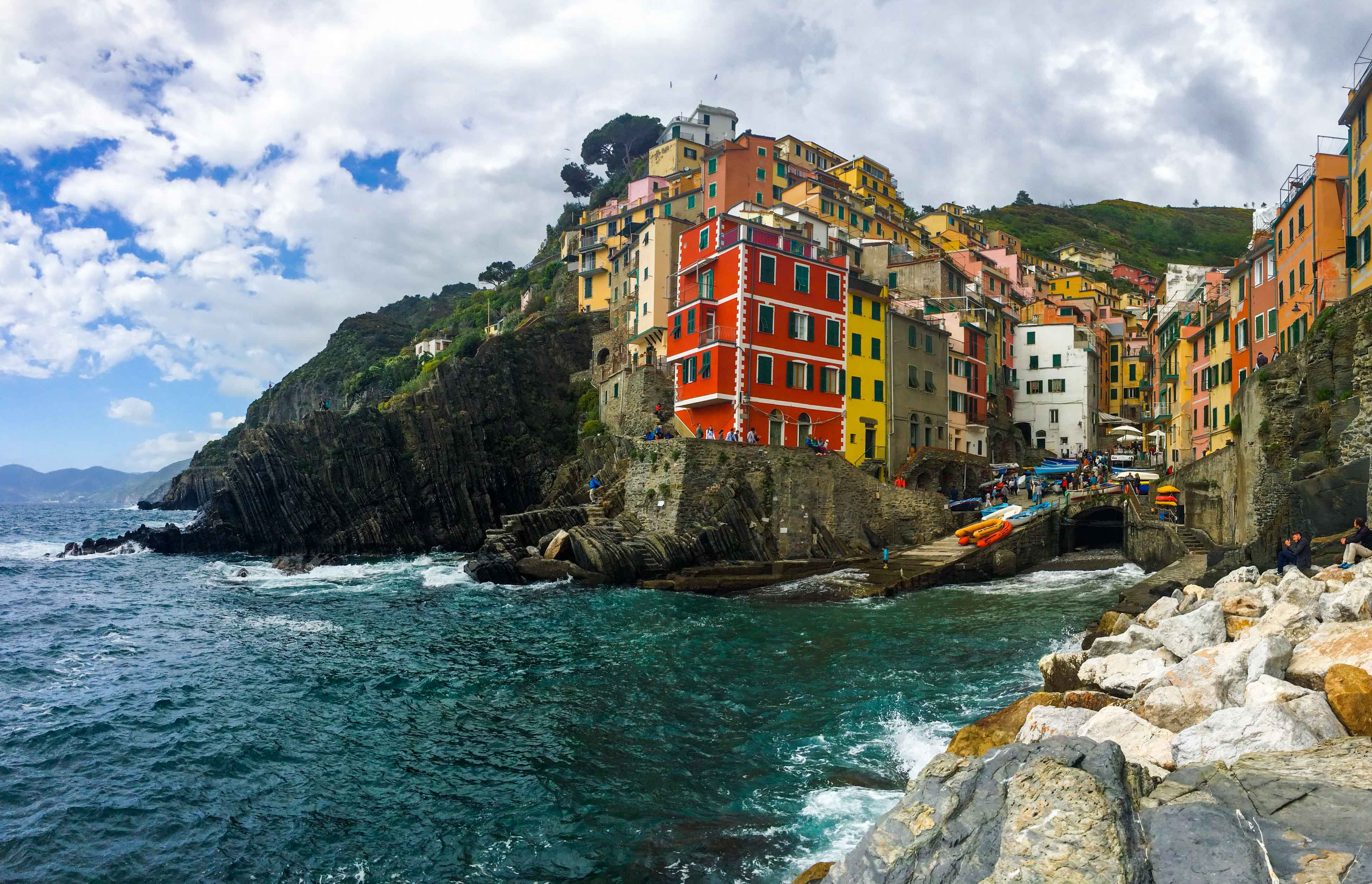 The Heart Of Cinque Terre the five earths of italy: cinque terre - mike - medium