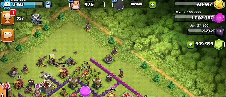 Clash Of Clans Hack Gems Gold and Elixir Cheats - 1337 Wiki
