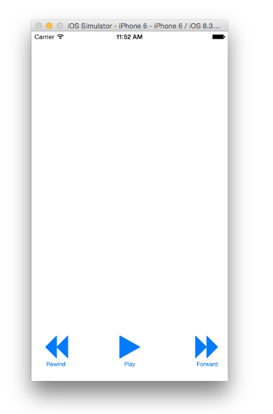 How to create UIButtons with FontAwesome icons - Swift