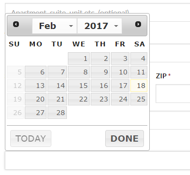 Adding Date Picker in WooCommerce Checkout Page - ThemeHigh