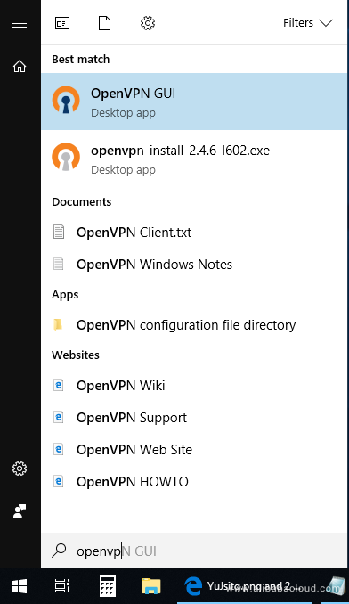 How to Use the OpenVPN GUI Client on Windows - Alibaba Cloud - Medium