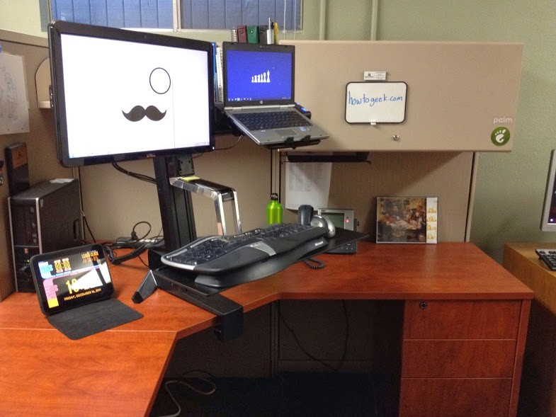 How To Be Successful With A Standing Desk By Justin Garrison Medium