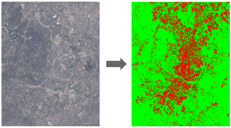 How to use Machine Learning and Quilt to Identify Buildings