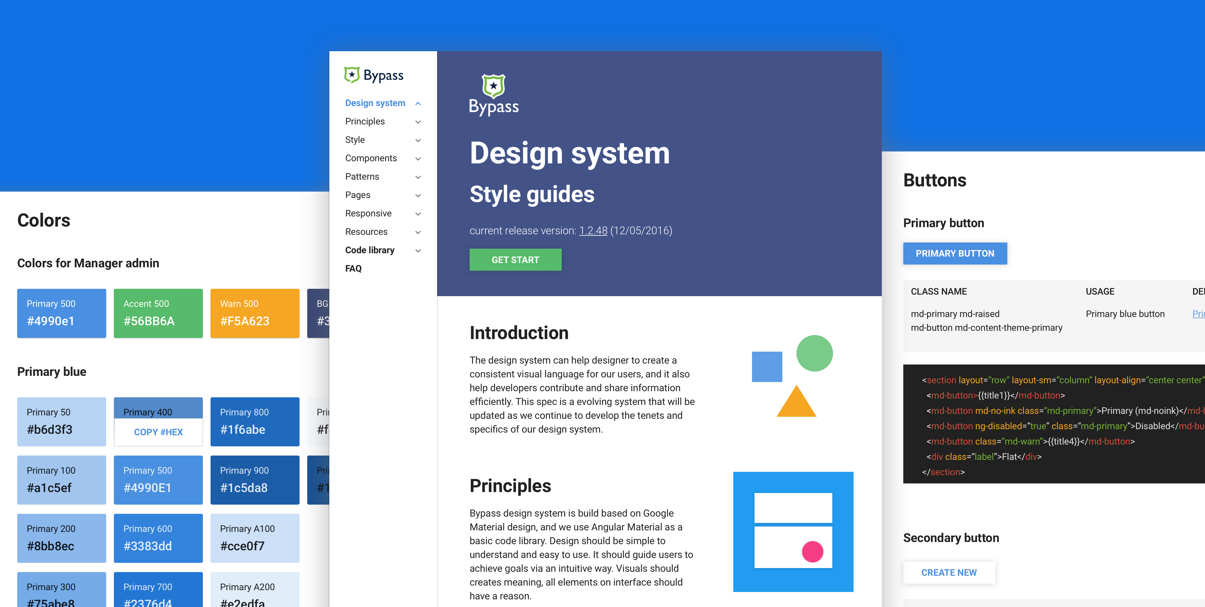 Designing Design System for Complex Products - UX Collective