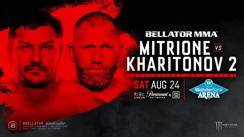 ##waTch!! BELLATOR 225: MITRIONE VS KHARITONOV 2 @@Live Stream Free