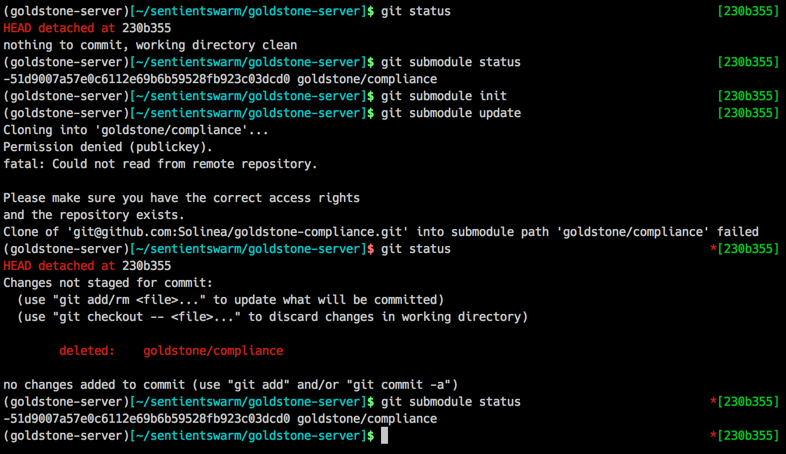Git Submodules with Public and Private Repos - John Stanford
