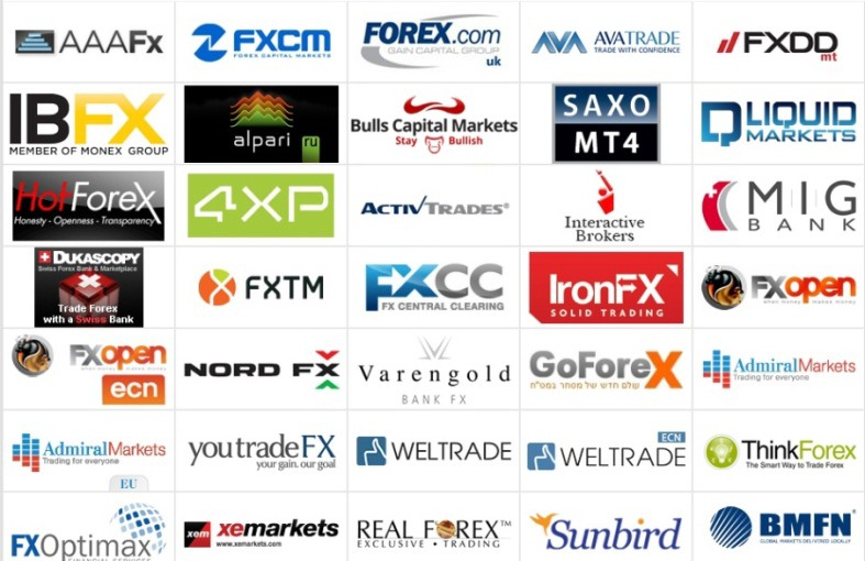 Top forex brokers usa intech investment holdings definition