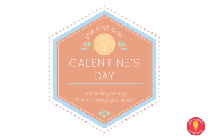 Galentine S Day Cards By Smartgirls Staff Amy Poehler S Smart Girls