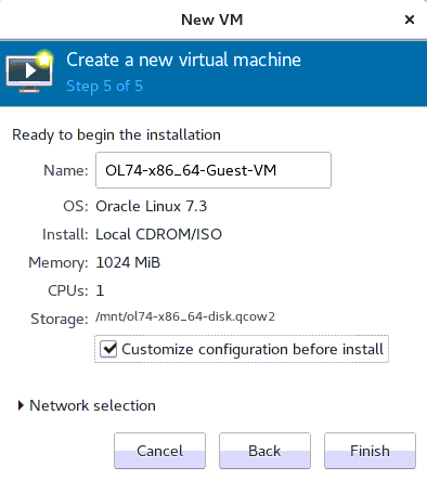 Nested KVM Virtualization on Oracle Cloud Infrastructure