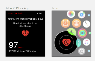 A Close to Home Take on the Heart-Rate and Breathe Apps