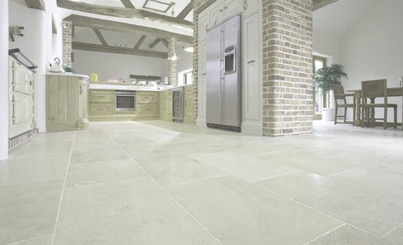 Limestone Floor Polishing Modern Stone Care Medium
