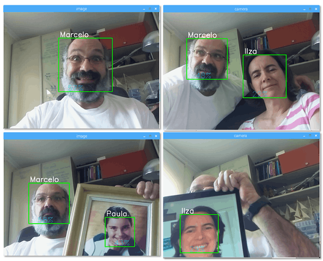 Real time Face Recognition using AI 31