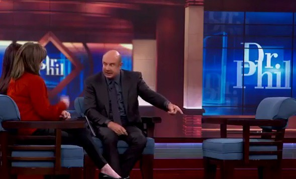 why is dr phil pointing at an empty chair iyf inspirations medium rh medium com dr phil carson dr phil chris watts
