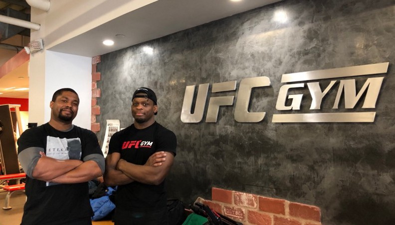 Martial Arts around the World: New Jersey (UFC Gym Hoboken)