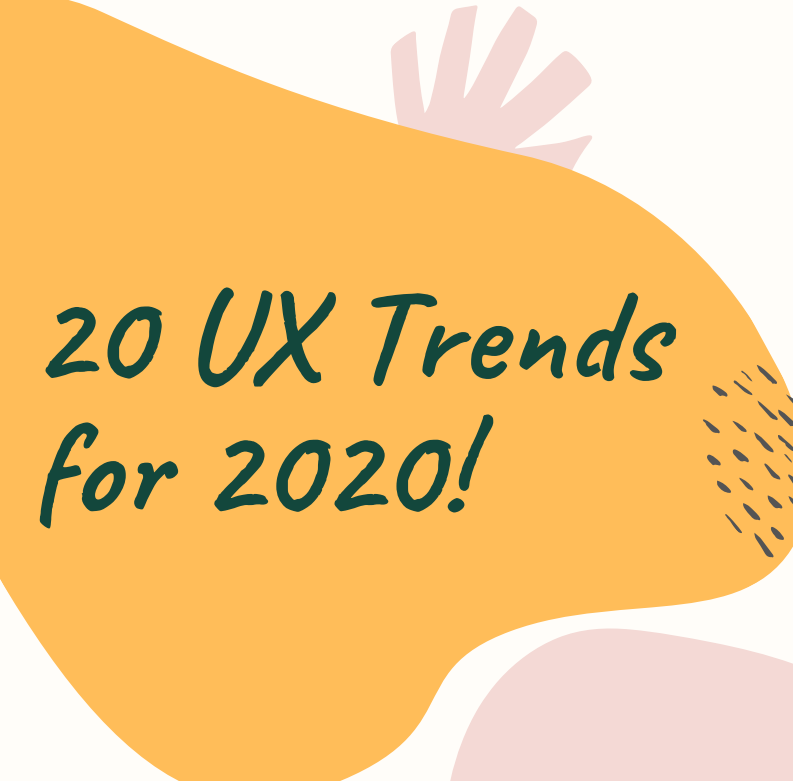 Predicting 20 Ux Trends For 2020 By Rashi Desai Ux Planet