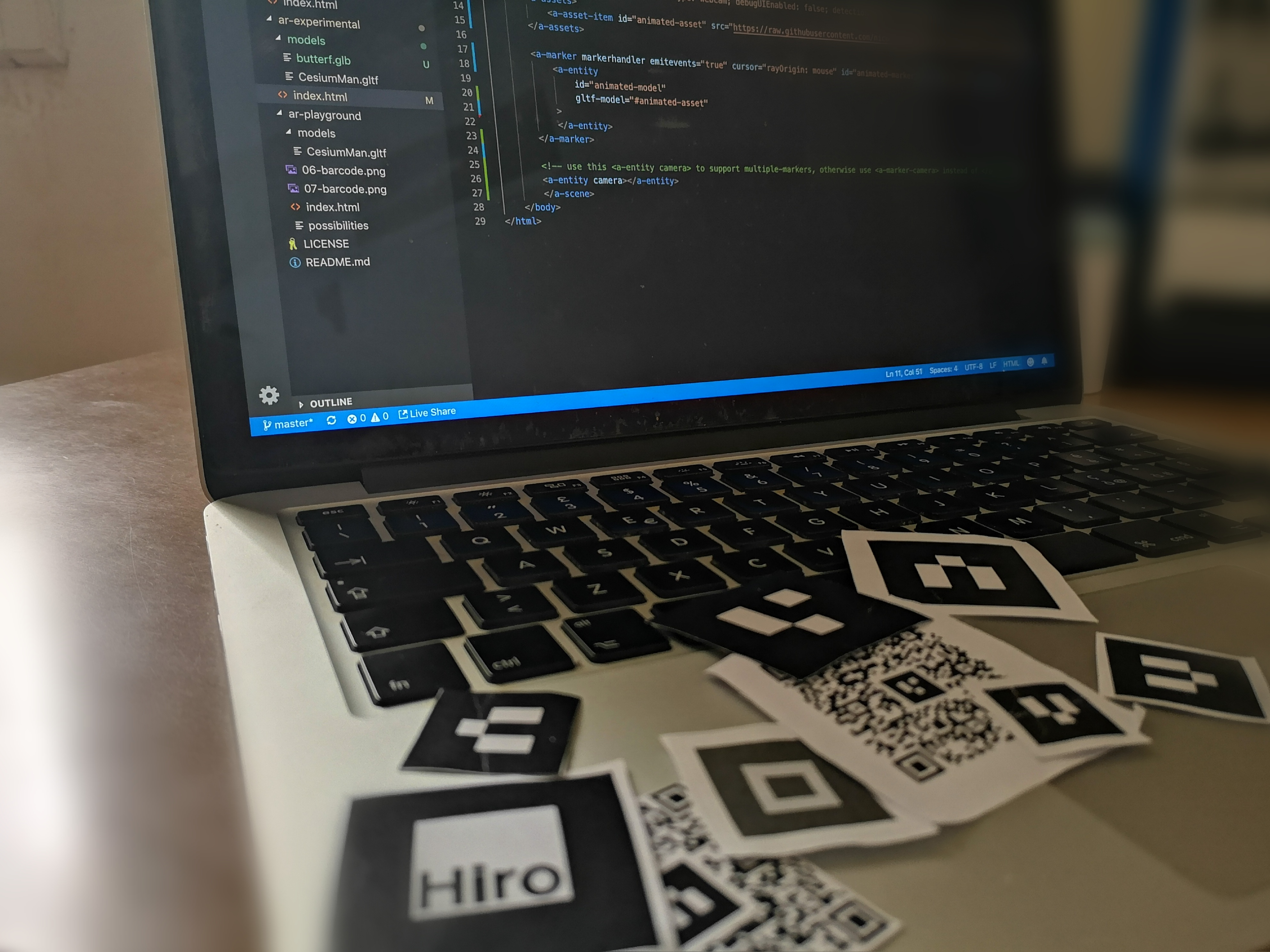 10 tips to enhance your AR js app  - Chialab Open Source