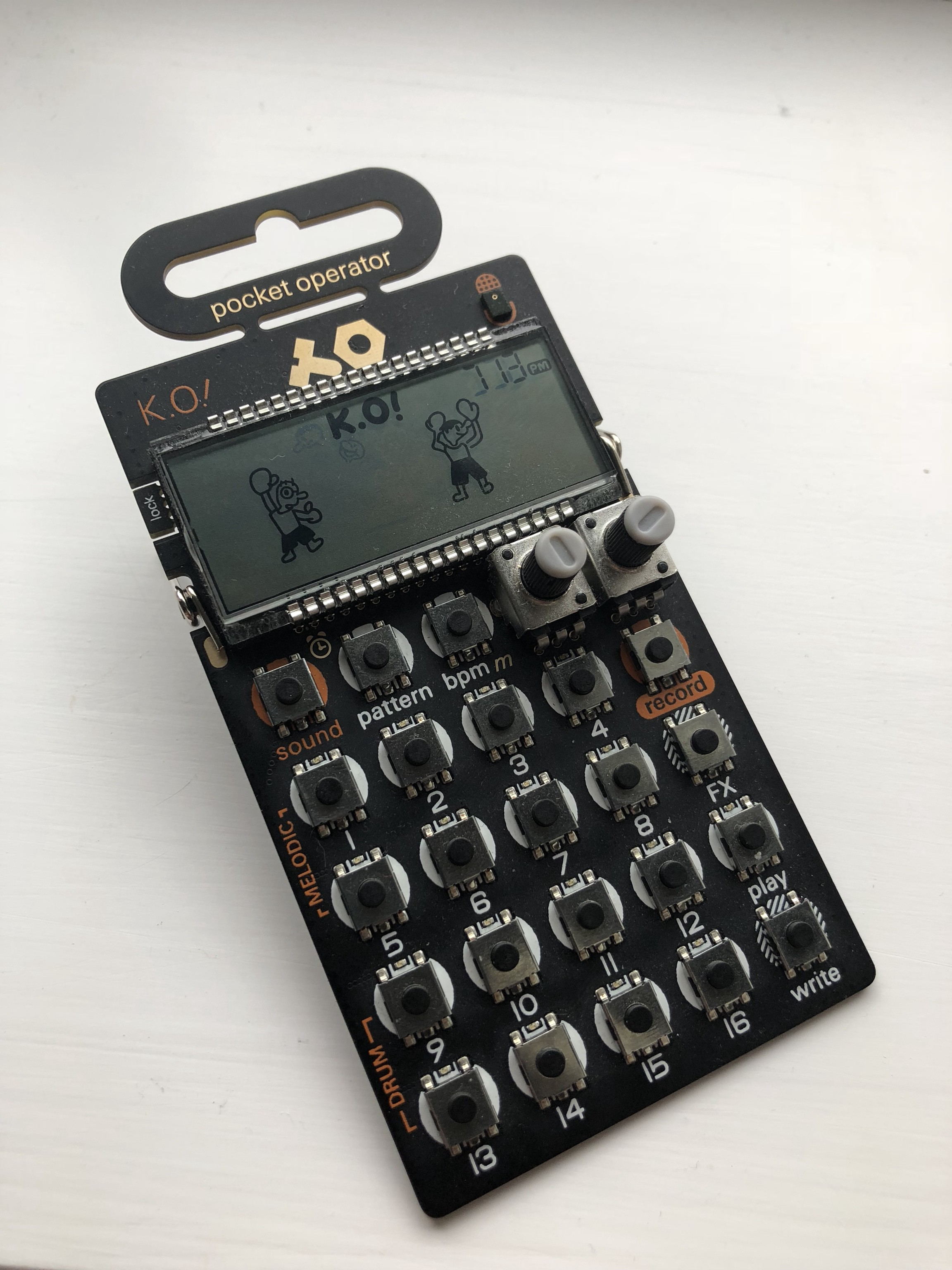 The Complete Teenage Engineering PO-33 K O! Guide