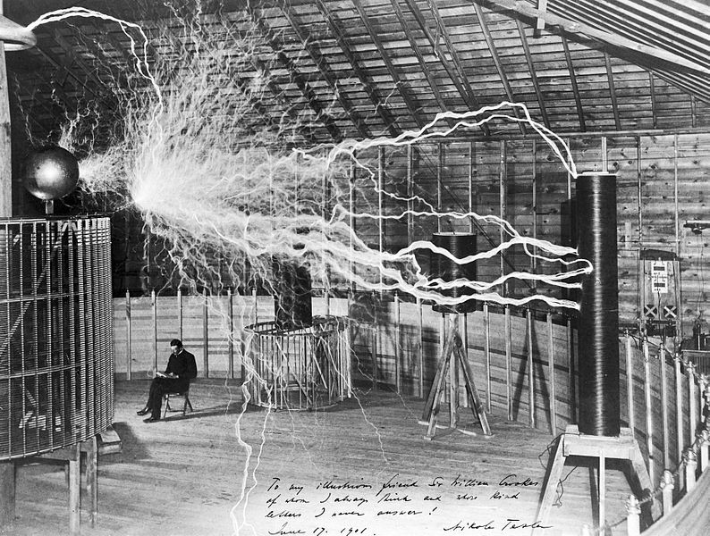 Nikola Tesla and the Conspiracy Against Water-Powered Cars