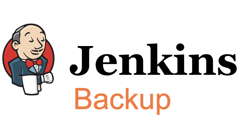 Simple Backup for Jenkins on Kubernetes