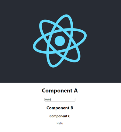 React without Redux