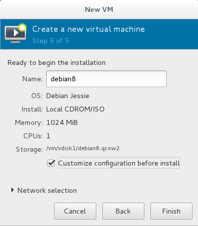 Installing non official OSs on a KVM Server with multi-VNIC Guests