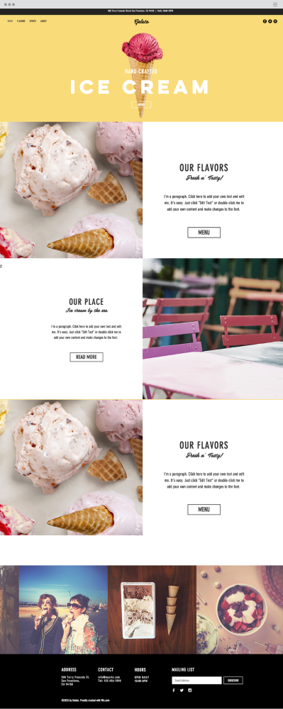 Creating Single Page Website With Wix: 6 Things To Consider