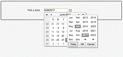 Tips and tricks to design better date pickers - Ergomania UX
