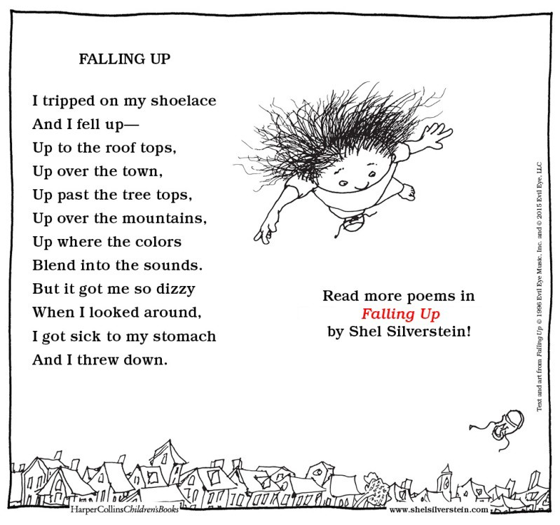 21 Short And Sweet Shel Silverstein Poems That'll Bring