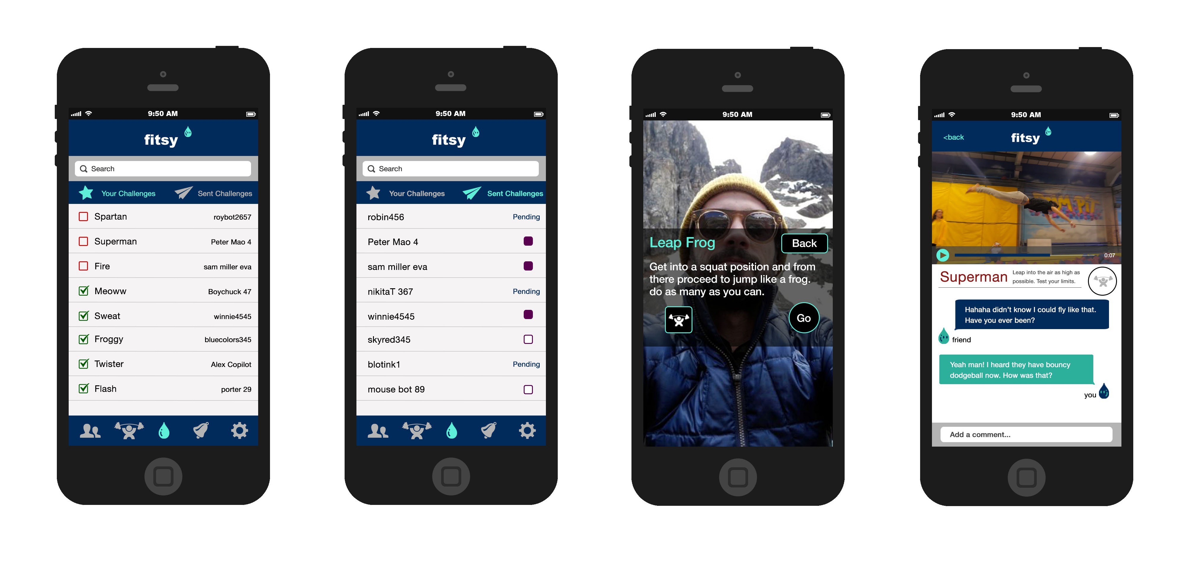 Pairing Fitness And Social Media Into One Mobile App The