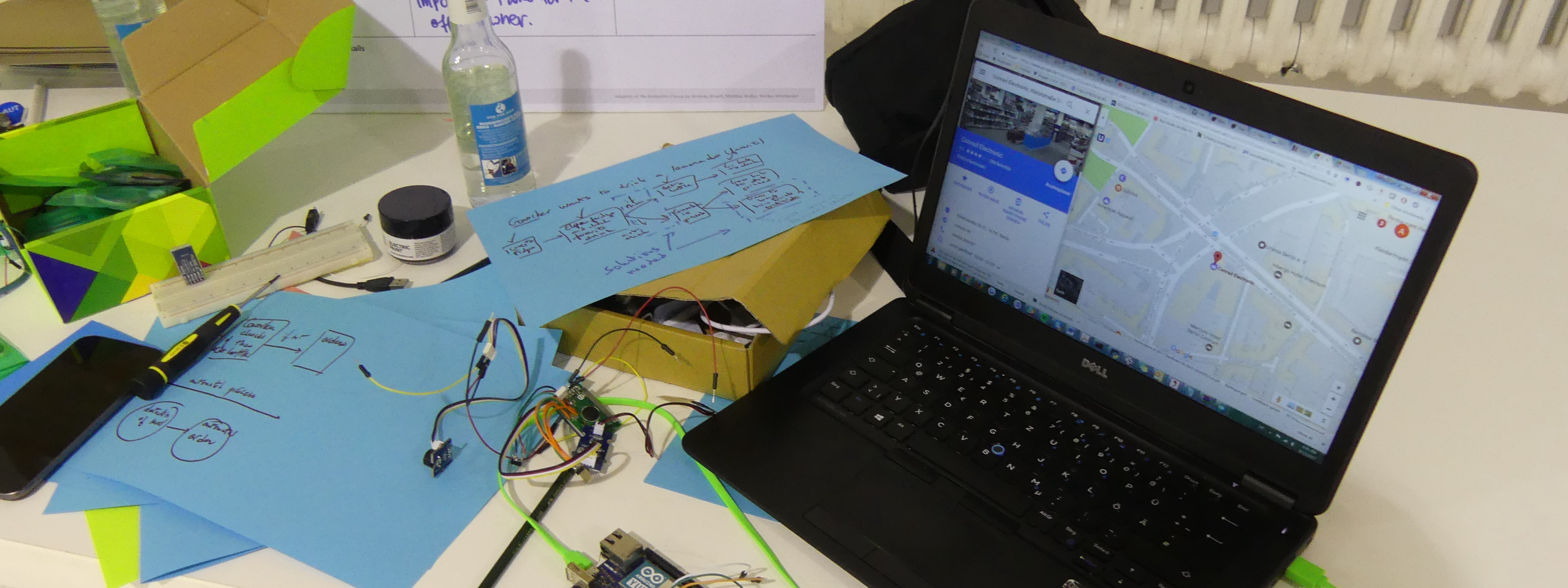 A Hackathon Prototyping Journey Prototyping Journey In An Iot By Aida Boukhris Medium