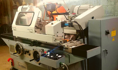 EcoTech GM-12 Cylindrical Grinder (457mm Capability)