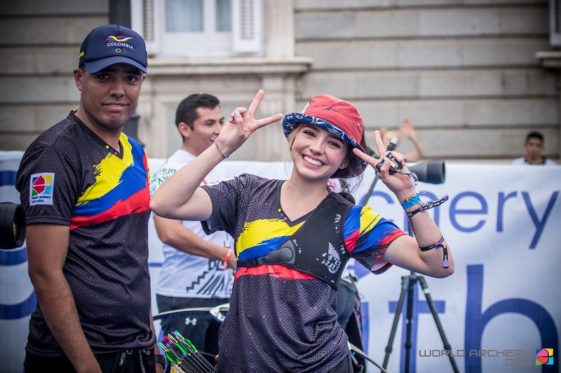 The Archery Champion Girl From Colombian Is Getting Famous On Internet By Ryan Medium Stream 🍑, a playlist by valentina acosta giraldo from desktop or your mobile device. archery champion girl from colombian
