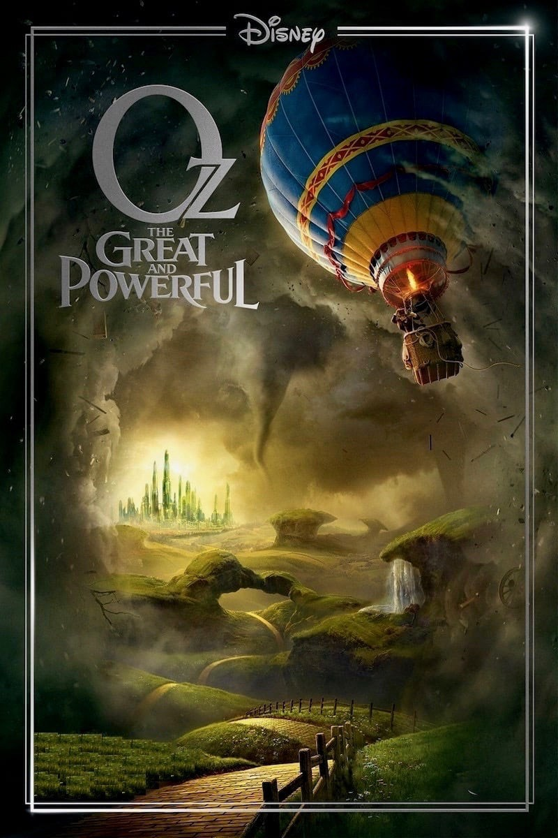FULL-WaTch 『 Oz the Great and Powerful 』 2013 Sub France    Oz ...