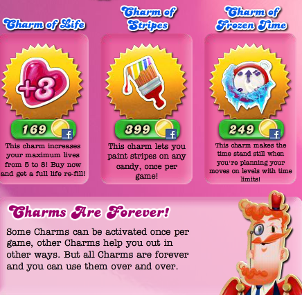 Candy Crush Saga is not a game without complaints