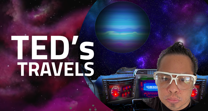 I'm Going Metaversal! Join Me in My Spaceship as I Travel the Metaverse!