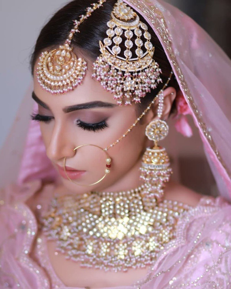 Stunning Bridal Makeup Looks Of 2020 21 Indian Wedding Year By Eventendor Medium