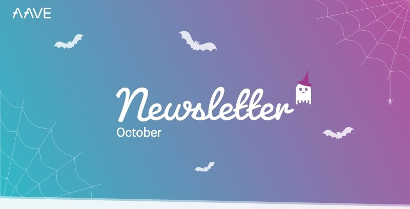 October Update:Admin Key Handover, New Assets in the Aave Market, and a Successful Migration!