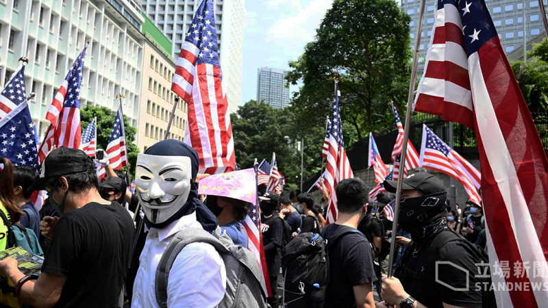 Explainer: How a U.S. Act on human rights and democracy can protect freedom in Hong Kong
