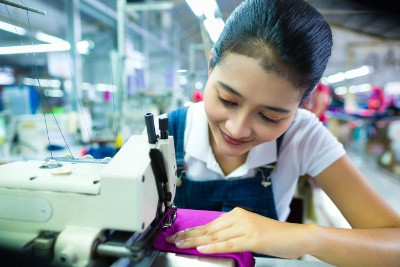 Top Four Asian Countries for Garment Manufacturing